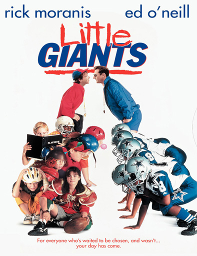 Ver Pequeños gigantes (Little Giants) (1994) Online