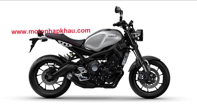 Yamaha XSR900 Màu Trắng