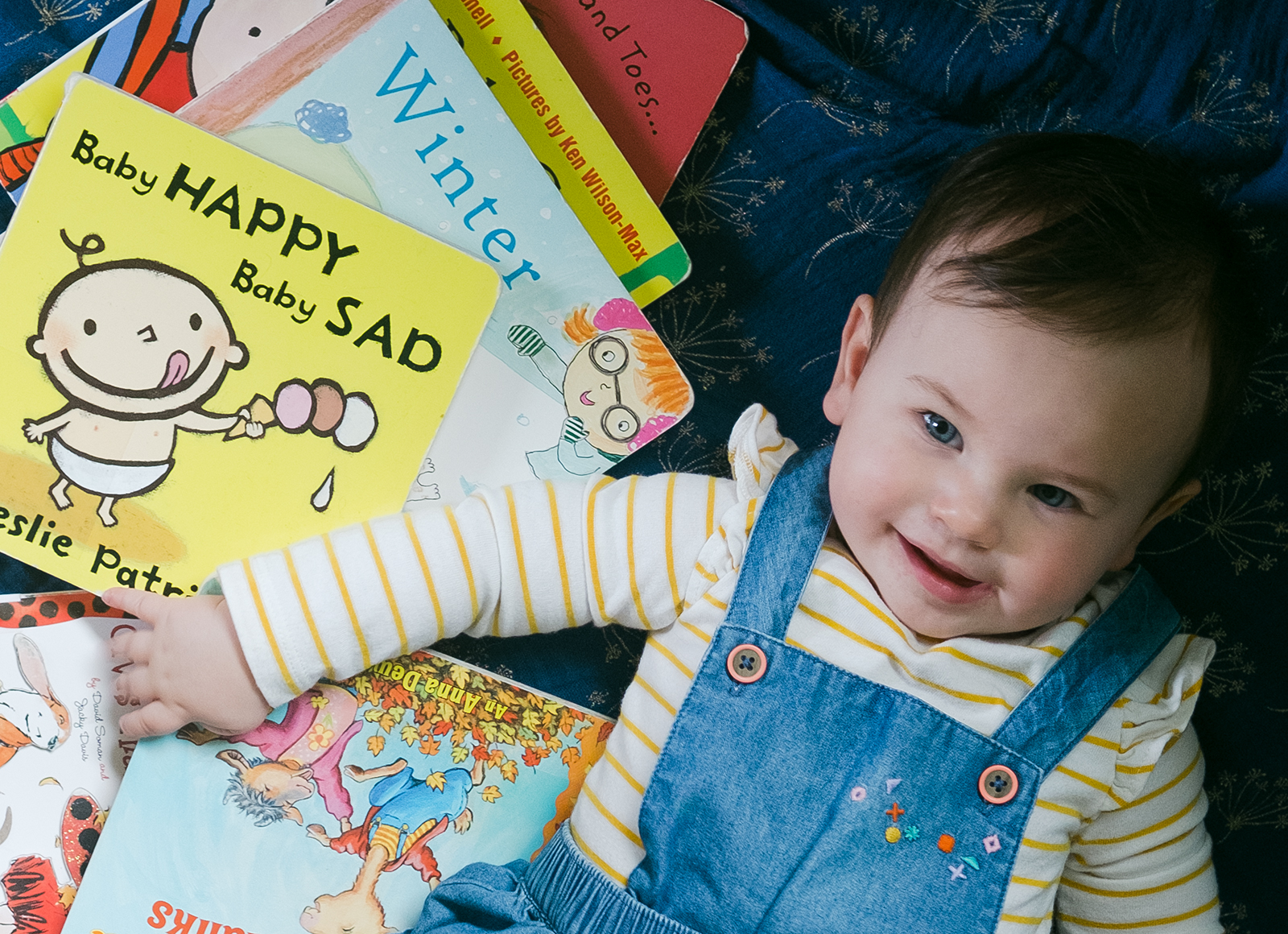 Library books for babies under 1