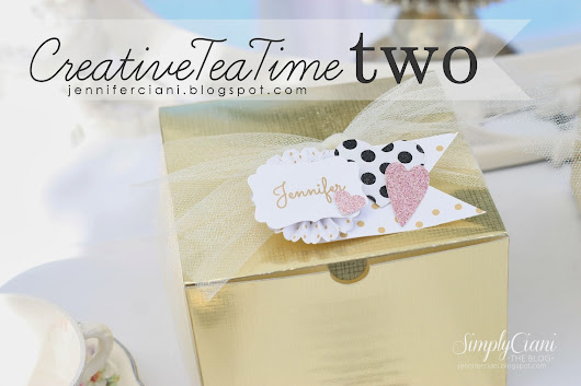 Creative Tea Time - TWO