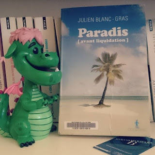 Paradis [avant liquidation] Julien Blanc-Gras couverture