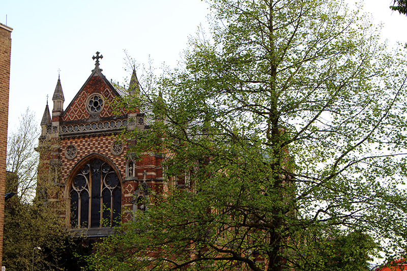Keble College Chapel, Oxford, England, UK, best things to see in oxford uk, Oxford university,