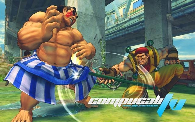 Ultra Street Fighter IV PS3 Español Región USA