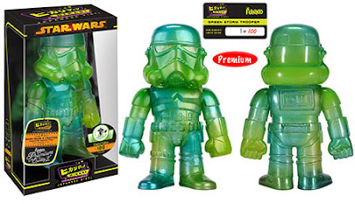 Emerald City Comicon 2016 Exclusive Star Wars Green Stormtrooper Hikari Sofubi Vinyl Figure by Funko