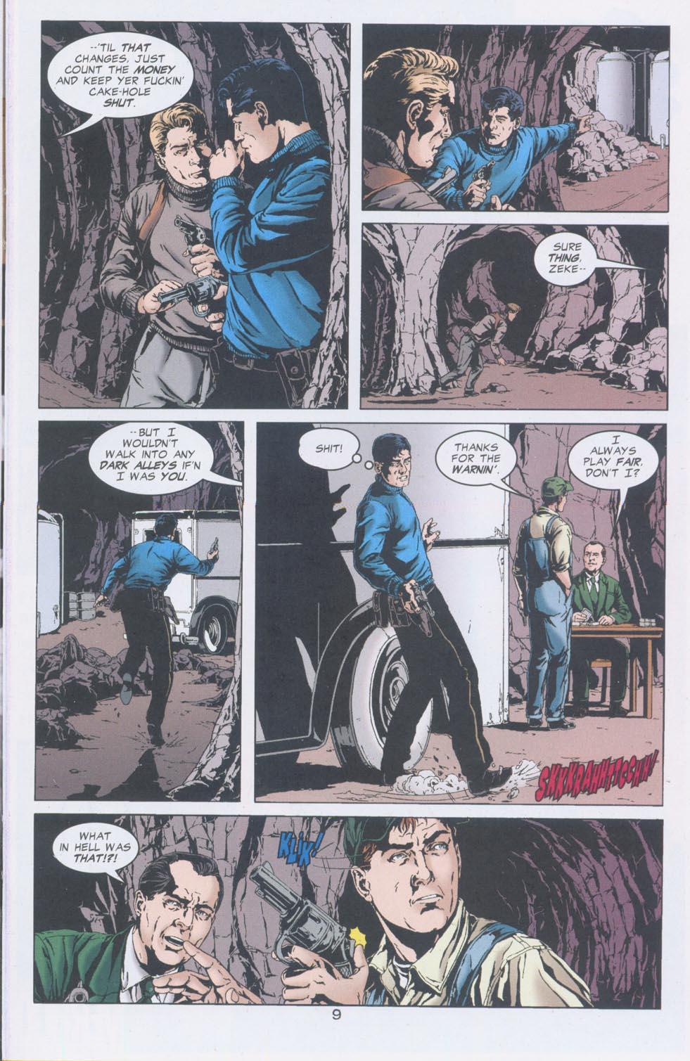 Read online American Century comic -  Issue #13 - 10