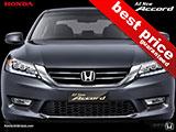 Daftar Harga Mobil Honda Accord Bandung