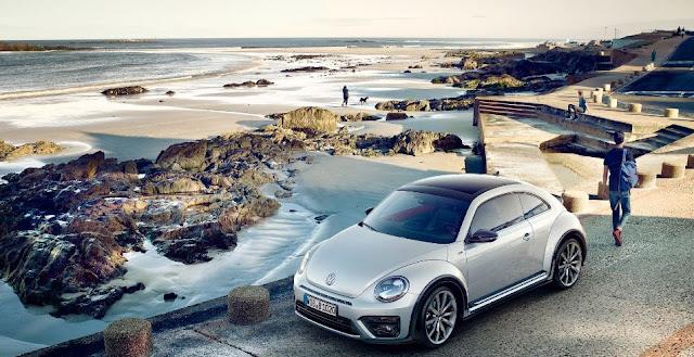 Volkswagen Beetle 2017 - Con la emblemática gama R-Line