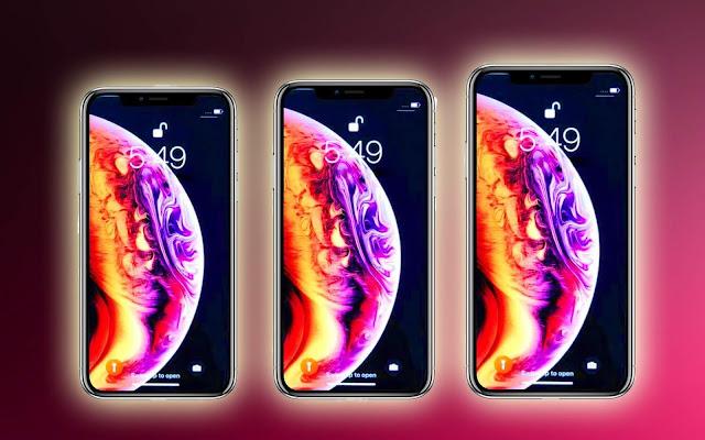 تعرف على السعة الحقيقة  لبطارية هواتف آبل XR و XS Max و iPhone XS الجديدة