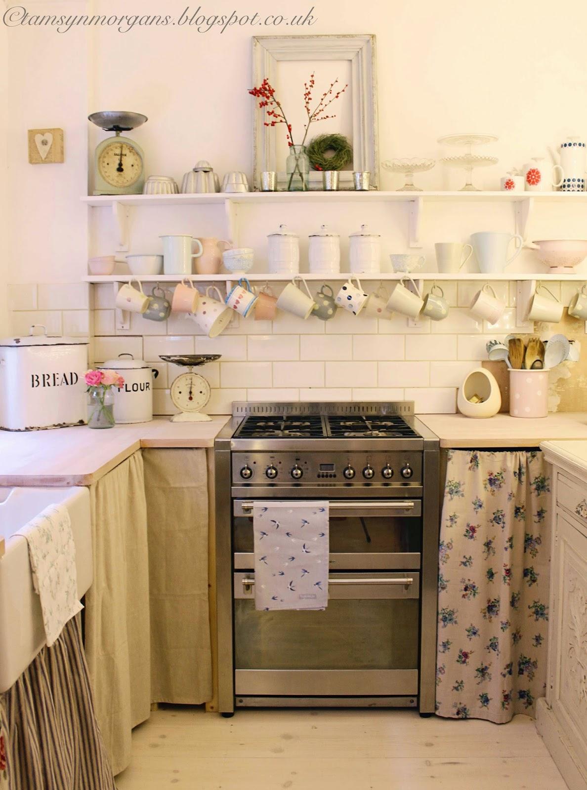 Kitchen Reveal - A Work In Progress - The Villa on Mount ...