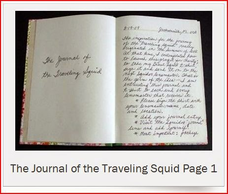 The Journal of the Traveling Squid P1