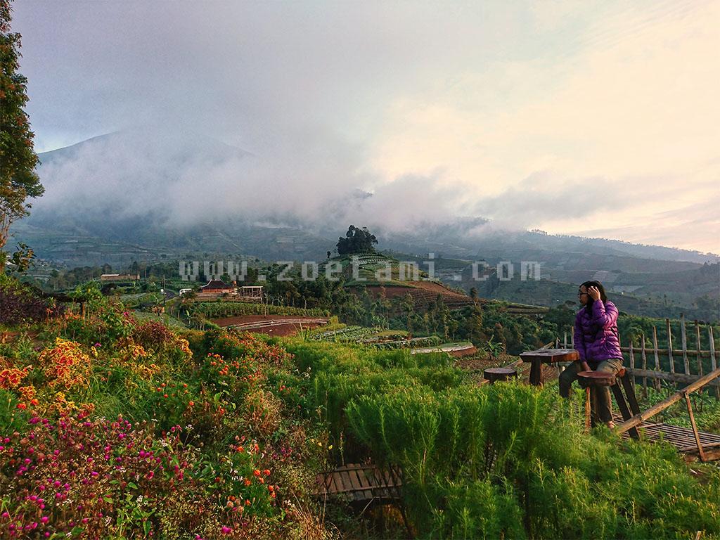 Tempat Berburu Sunrise di Magelang