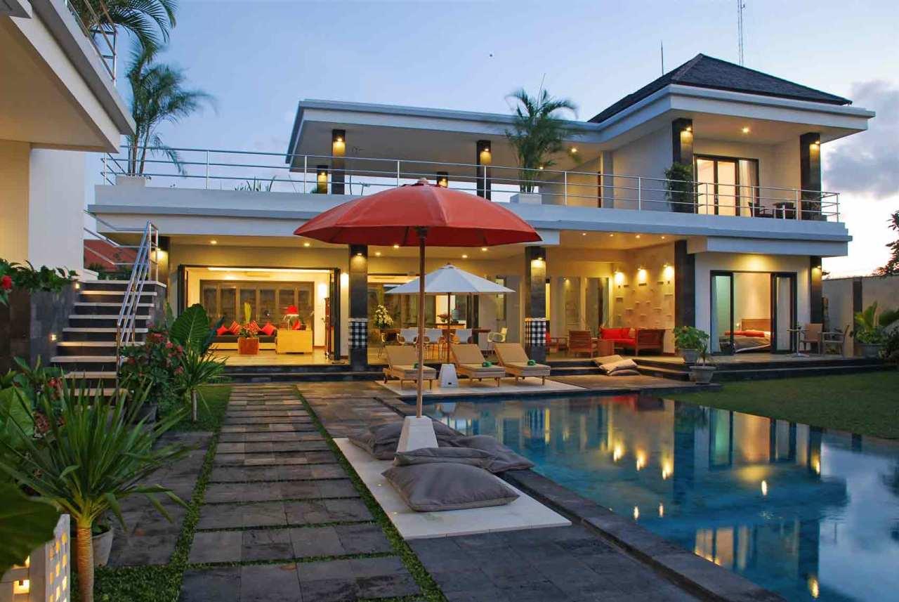 Rumah Minimalis Favorit: Menghadirkan Gaya Modern-Etnik ...