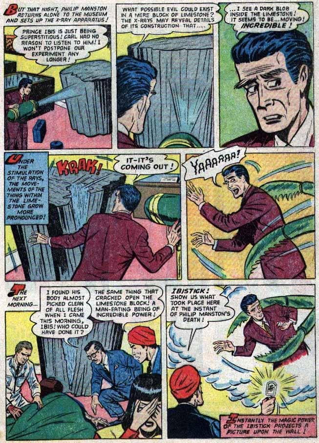 Read online WHIZ Comics comic -  Issue #154 - 17