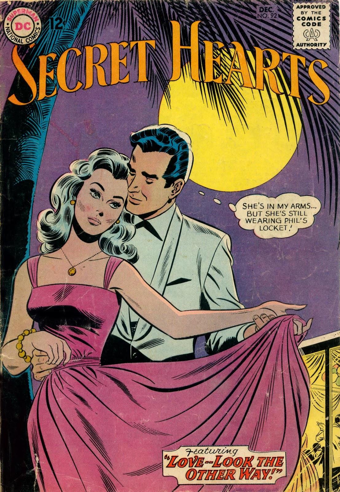 Secret Hearts 92 Page 1