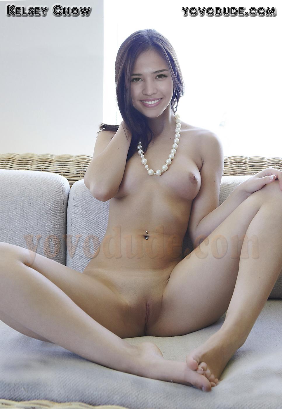 kelsey chow big boobs