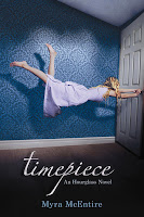 Book Review: Timepiece by Myra McEntire