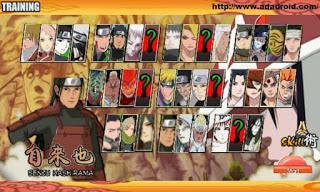 Naruto Senki v273  Apk By Akbar