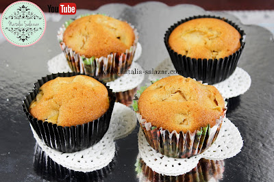 como hacer cupcakes natalia salazar