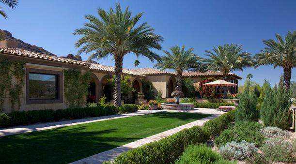 Fotos de jardin estilos jardines casas - Fotos de jardines ...
