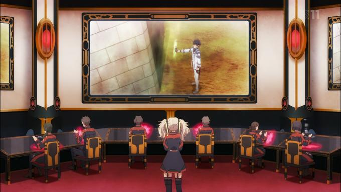 Maou Gakuin no Futekigousha Shijou Saikyou Episode 2