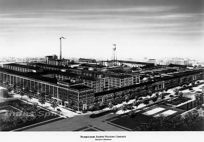 Burroughs Adding Machine Company