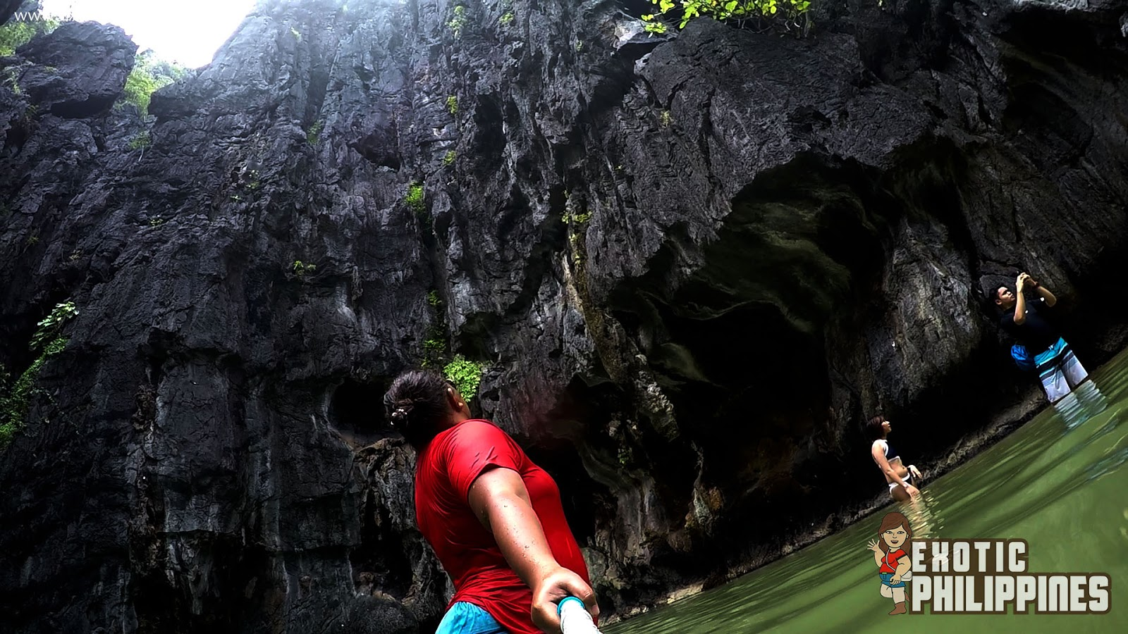 Finding the Secret Lagoon of El Nido Palawan Exotic Philippines Travel Blog Blogger Vlog