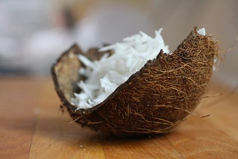 Make Healthy Coconut Cake