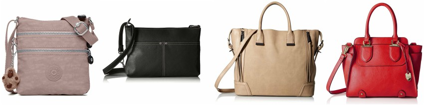Handbags on sale from Kipling | Tignanello | Steve Madden | London Fog