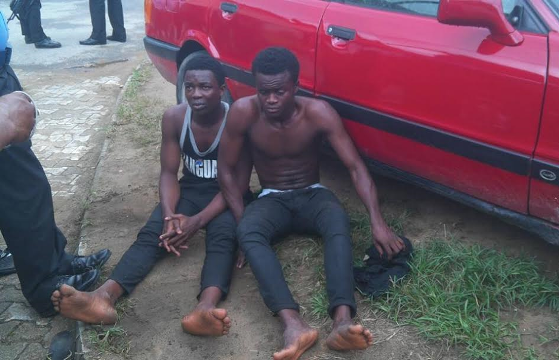 Photos: Young men pose as women on Facebook to lure innocent girls, then allegedly rape and blackmail them with video clips