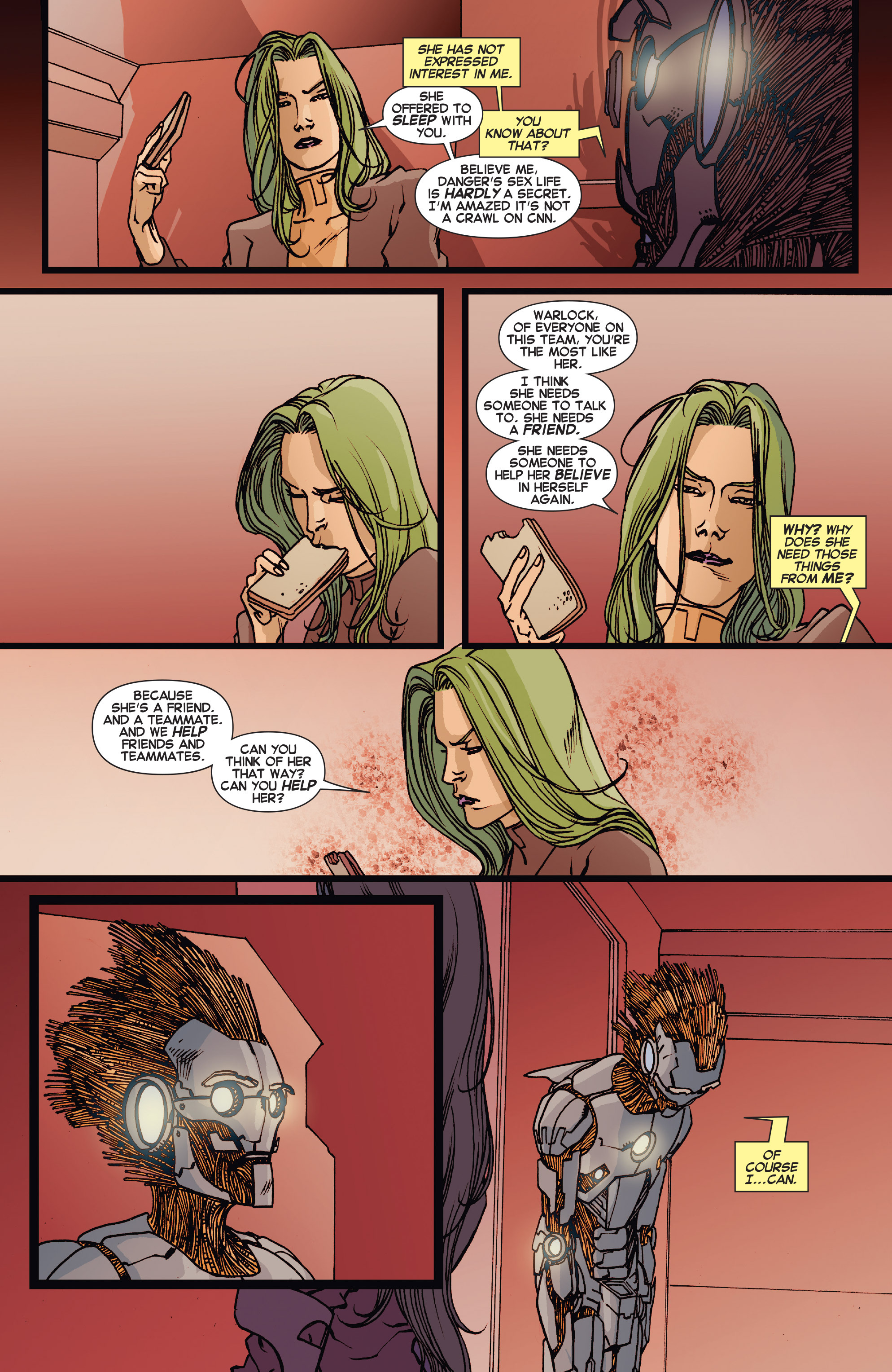 Read online All-New X-Factor comic -  Issue #20 - 8