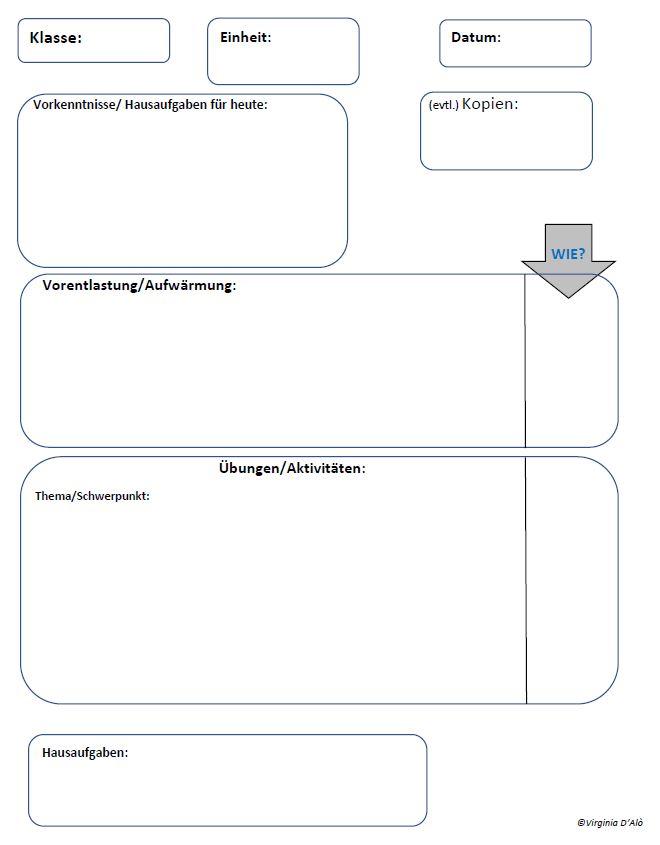 Daf Lehrerzimmer - Infos und Tipps für DaF-Lehrer *(noch) eine Seite ...
