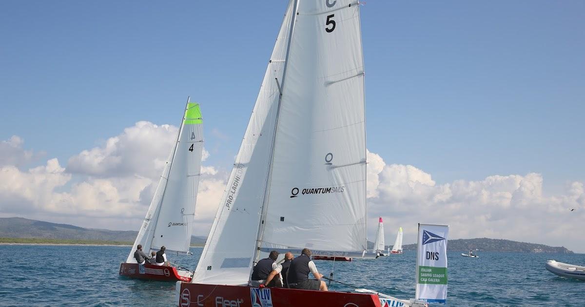 A Cala Galera vittoria del CNV Argentario, poi CC Roggero di Lauria e Yacht Club Italiano