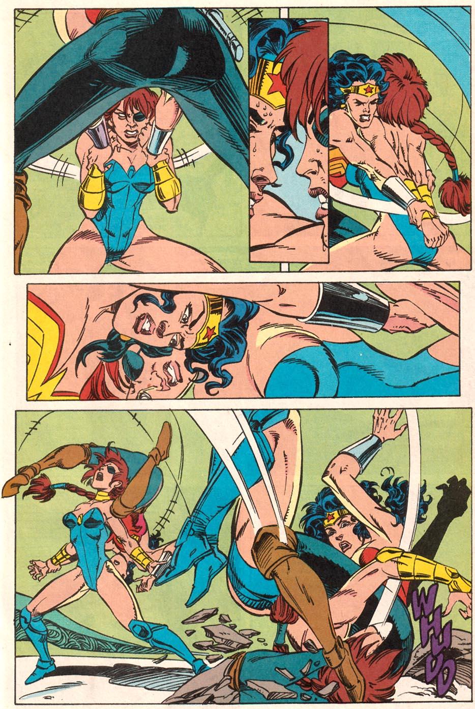 Read online Wonder Woman (1987) comic -  Issue #71 - 12