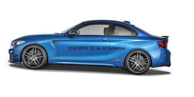 2016 BMW M2 By AC Schnitzer