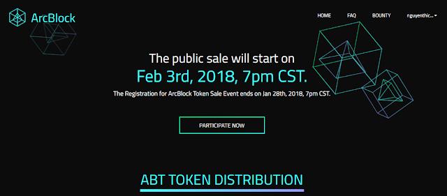 ArcBlock | Hướng dẫn đăng ký tài khoản mua ICO và xác minh KYC