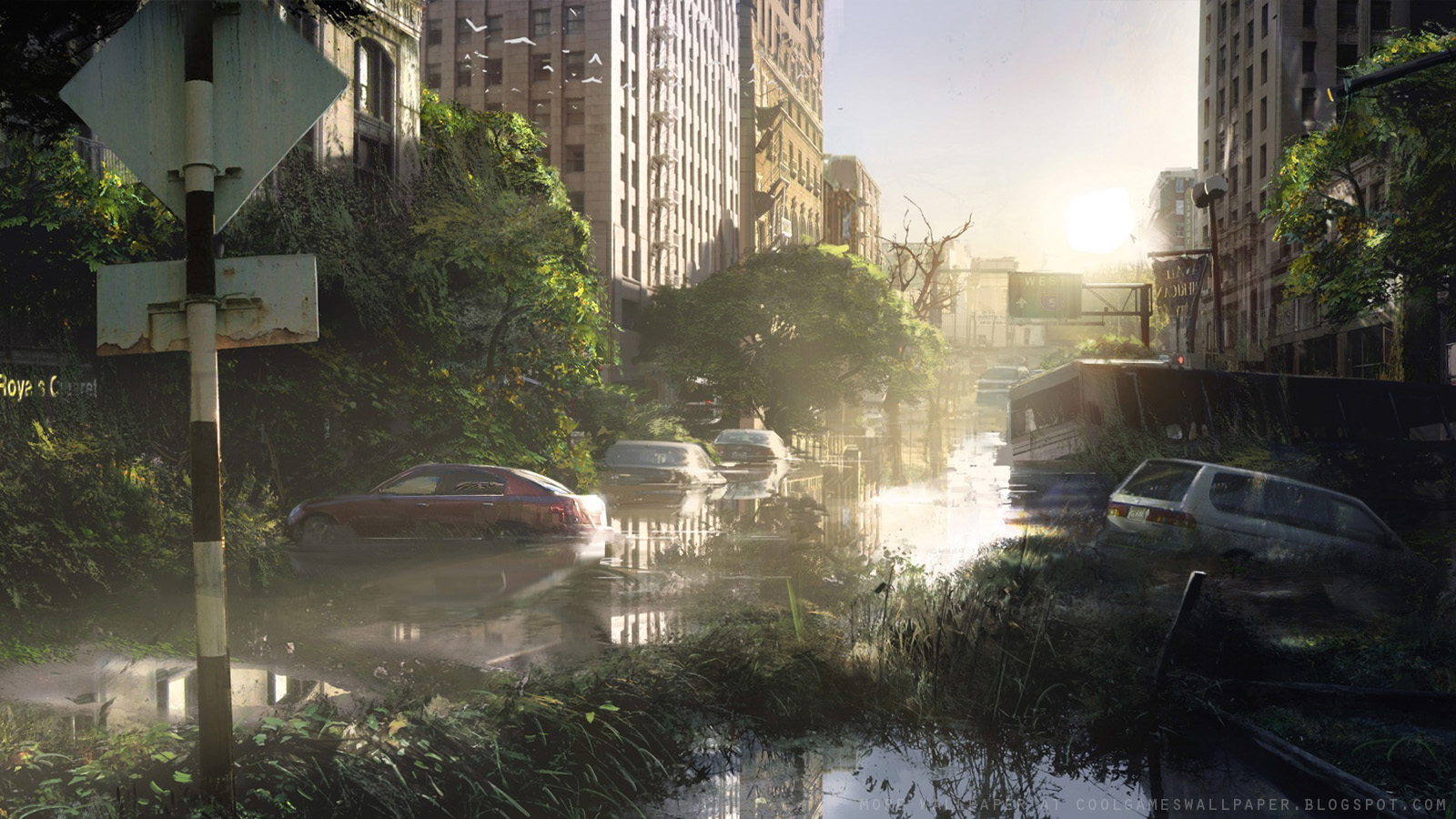 The Last Of Us Hd Backgrounds Cool Games Wallpaper