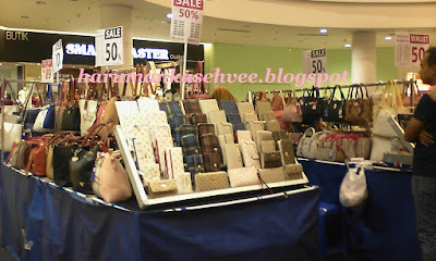 Sales Beg Tangan / Beg Travel Di Aeon