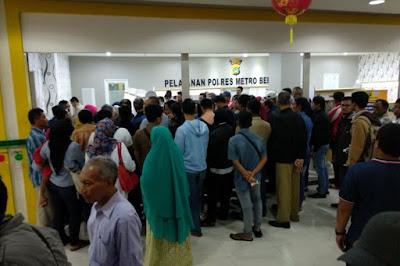3.391 Orang Ditangkap Satgas Saber Pungli sejak Akhir 2016