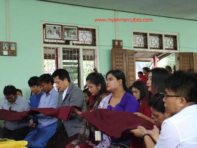 Soe Thu & Soe Myat Nandar