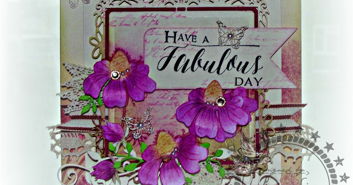 Lulu And Cardmaking Have A Fabulous Quot Pan Pastel Quot Day