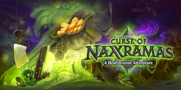 Blizzard Hearthstone Curse of Naxxramas plague quarter review walkthrough