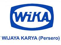 Lowongan Kerja PT Wijaya Karya (Persero) Tbk - Deadline : 31 Desember 2018