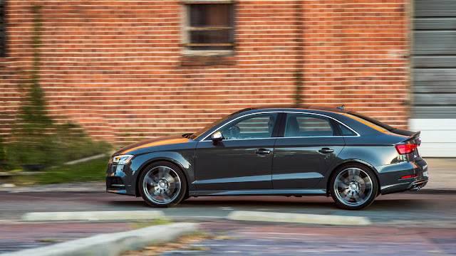 The Next 2017 Audi S3 With Fresh Featured side view
