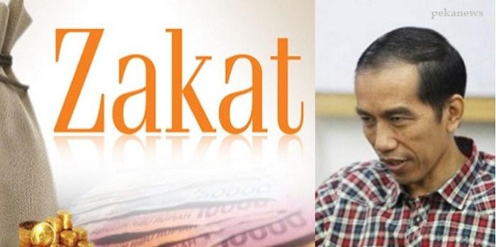 Ambisi Pemerintah Jokowi Incar Dana Zakat Umat Islam Terancam Gagal
