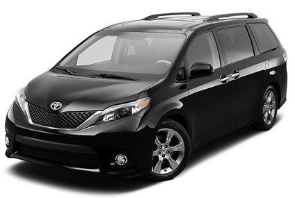 my beckers story brad 39 s auto review the 2015 toyota sienna. Black Bedroom Furniture Sets. Home Design Ideas