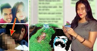 Pesan Terakhir Sang Kekasih Yg Tak Terbaca Untuk Selamanya Bikin Banyak Netizen Menangis,,