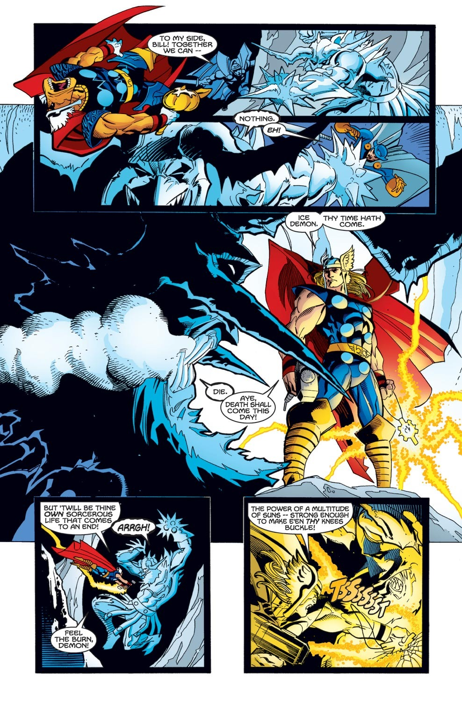 Thor (1998) Issue #32 #33 - English 17