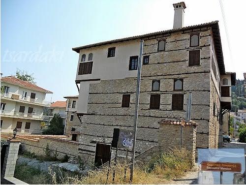 Δημιουργική επανάχρηση κτιριακών εγκαταστάσεων της πόλης της Καστοριάς
