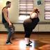 Dijeron que nunca podría bailar por su peso, ella hace esto y los calla para siempre