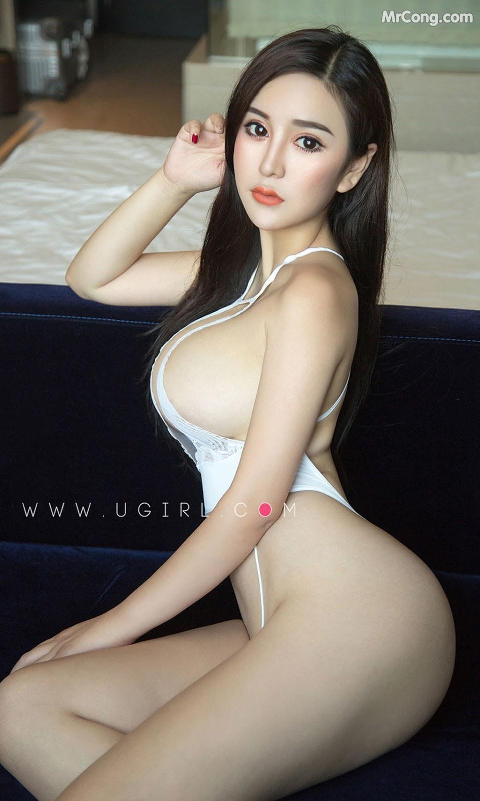 Image UGIRLS-Ai-You-Wu-App-No.1617-Yi-Nuo-MrCong.com-005 in post UGIRLS – Ai You Wu App No.1617: Yi Nuo (伊诺) (34 ảnh)